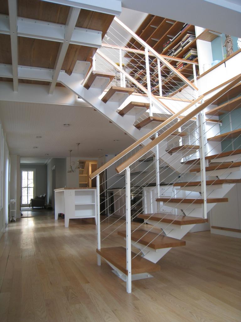 Перила для лестницы своими руками фото 617