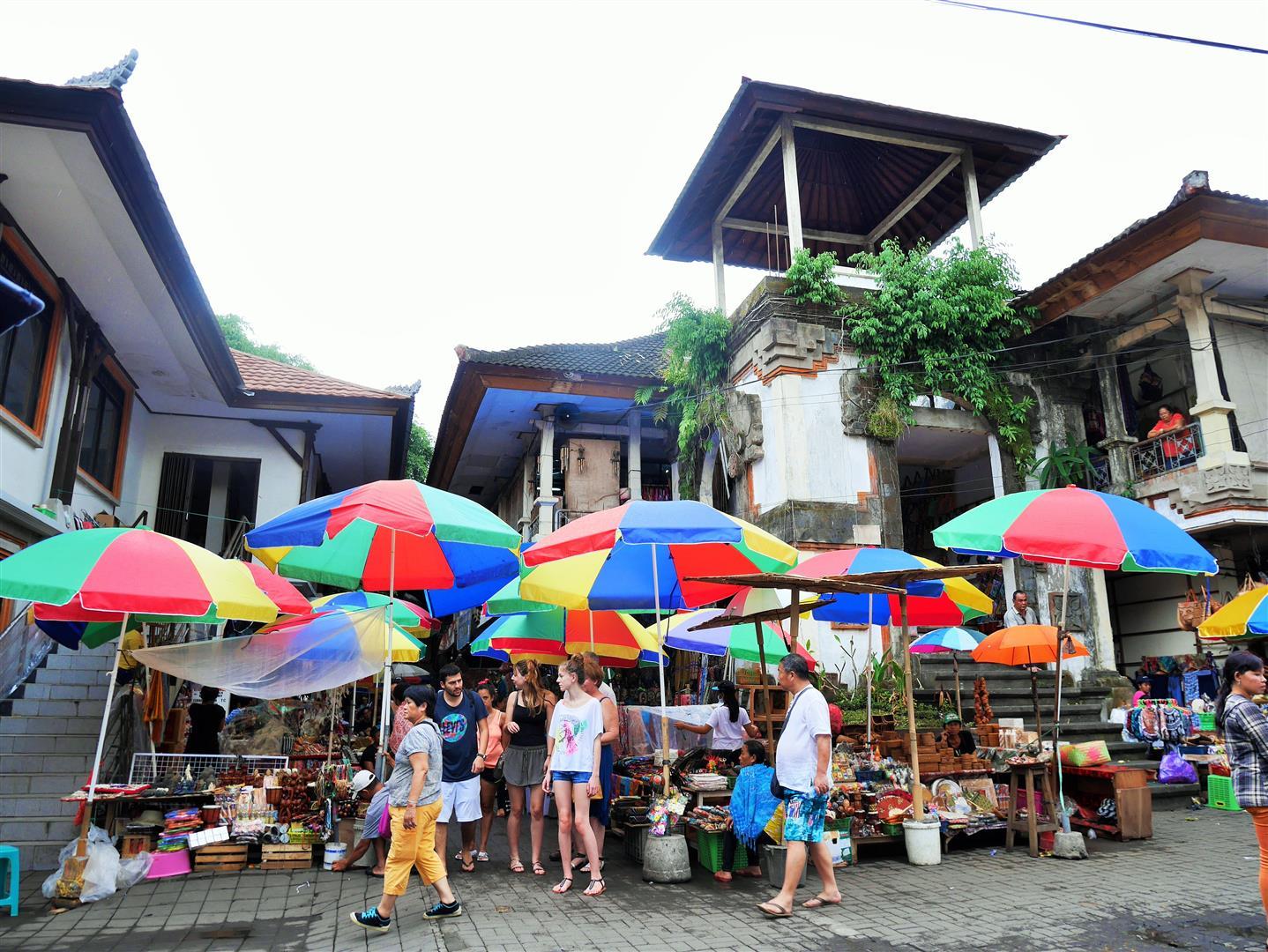 ตลาดอูบุด (Ubud Market)