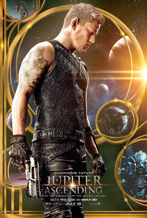 ลุ้นระทึกกับแชนนิ่ง เททั่ม ในหนังไซไฟเรื่องล่าสุดของพี่น้องวาชาวสกี้...Jupiter Ascending (ศึกดวงดาวพิฆาตสะท้านจักรวาล) ซับไทย