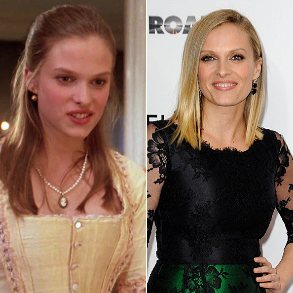 Vinessa Shaw and hilary swank