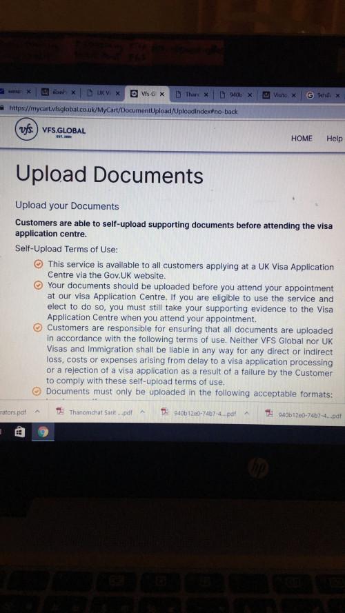 ถามเรื่องยื่น visa uk ( มีนาคม 2562 / 2019 ) - Pantip