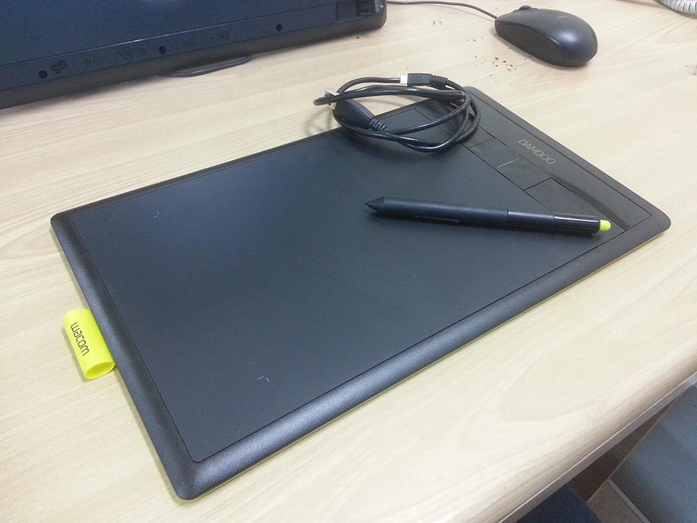 ขาย Wacom Bamboo Pen & Touch 3rd (CTH-670) อุปกรณ์วาดรูปบน