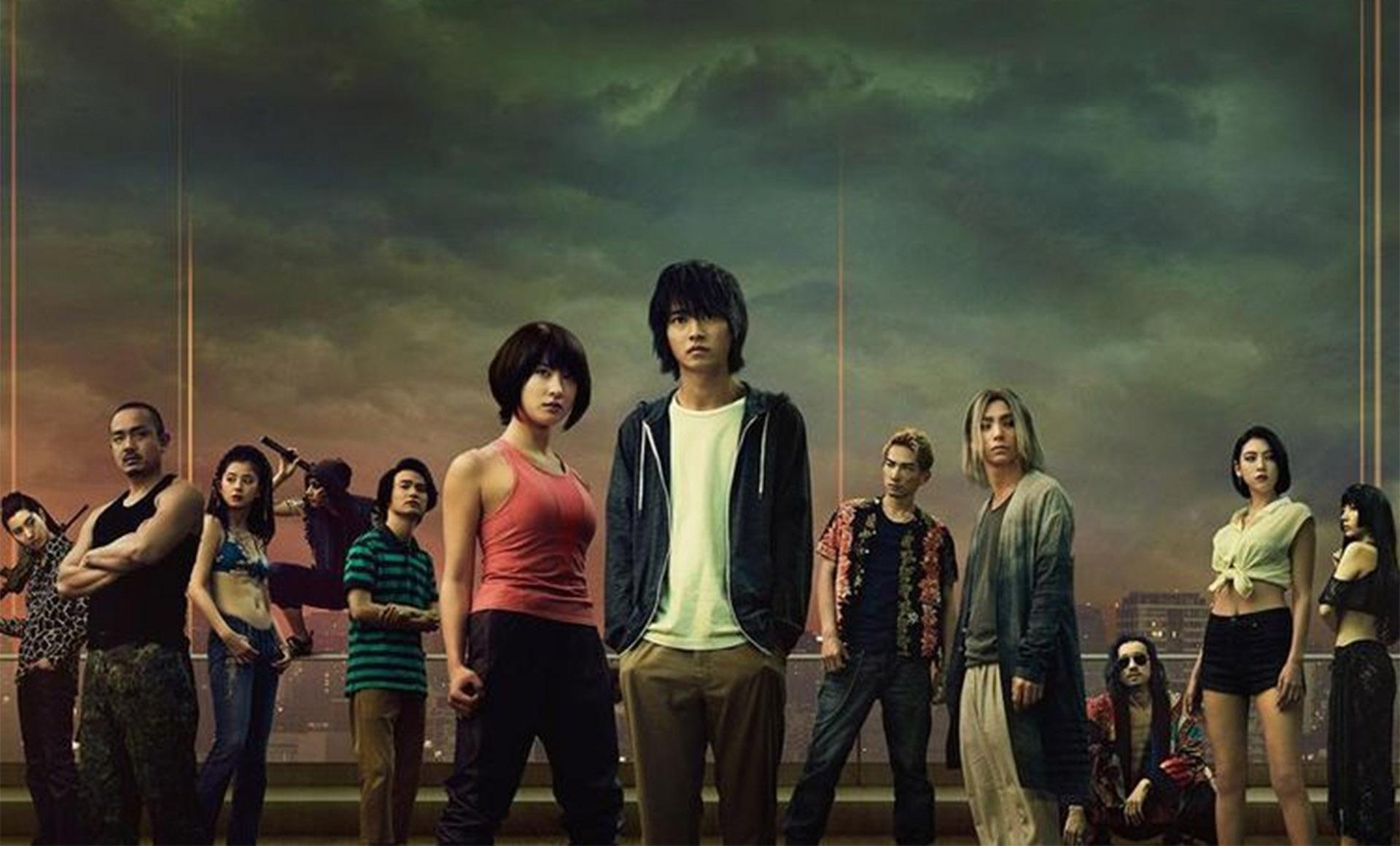 Review] Alice in Borderland - ซีรี่ส์จากมังงะญี่ปุ่น ที่กระแสตีคู่มากับ  Sweet Home แต่ดูแล้วไปได้ไกลกว่าเยอะ - Pantip