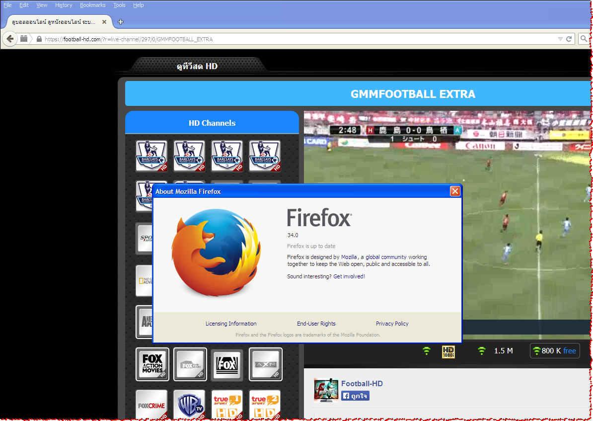 error loading player no playable sources found firefox