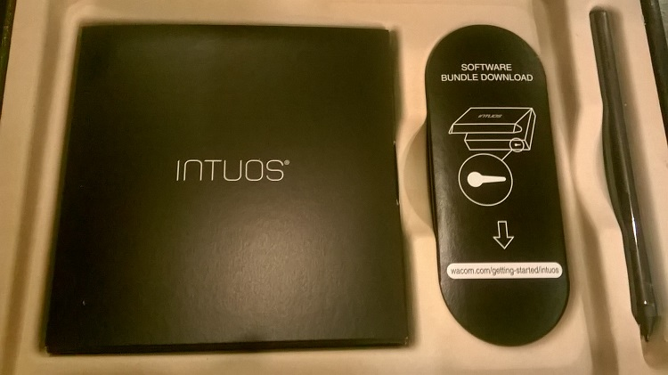 CR] Review 2015 Wacom Intuos Comic – Pen and Touch Tablet - Pantip