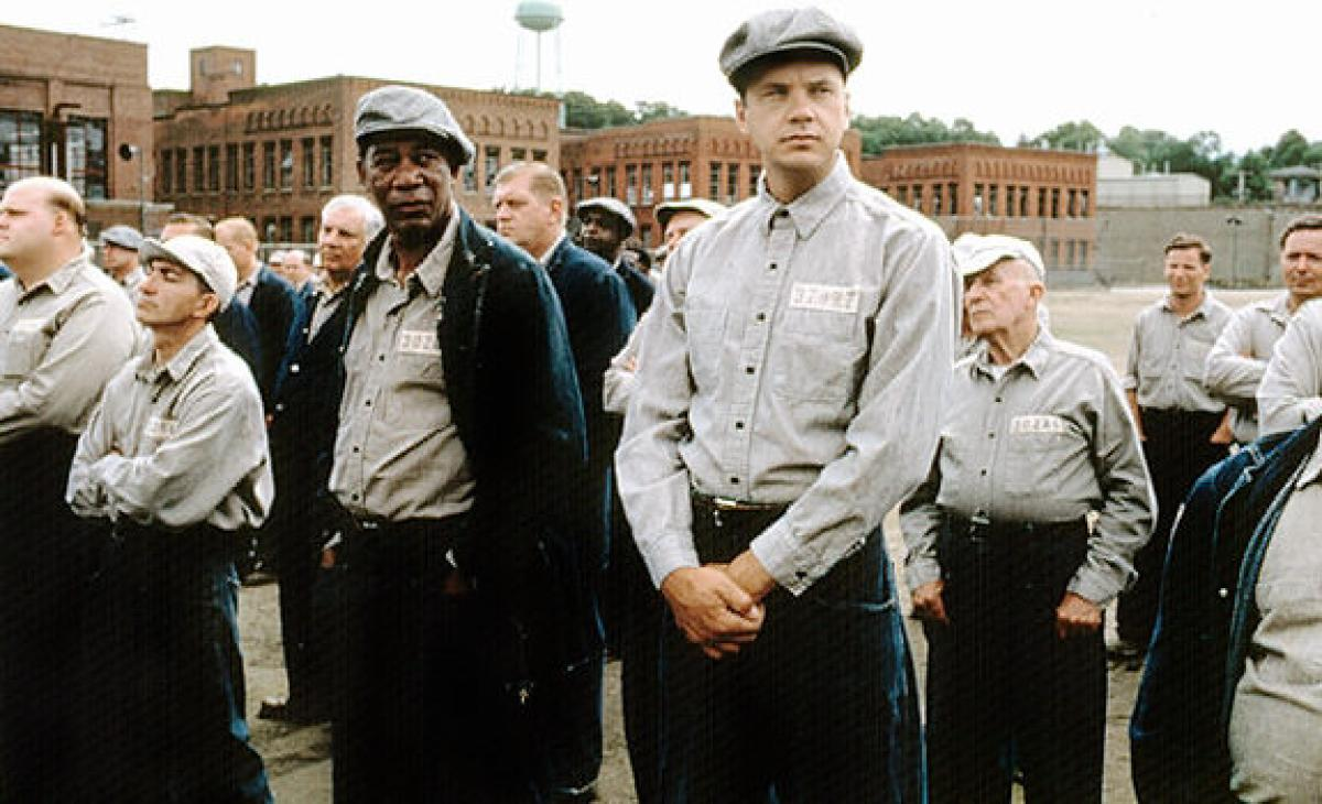 characteristics of andy in shawshank redemption Everything you ever wanted to know about andy dufresne in rita hayworth and the shawshank redemption, written by masters of this stuff just for you.