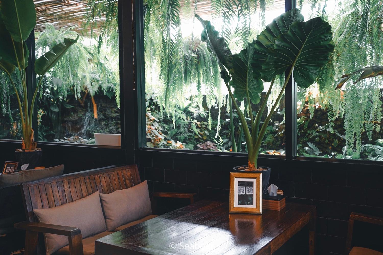 POSH Cottage Cafe & Restaurant* คาเฟ่ในสวน บางพระ ชลบุรี * - Pantip