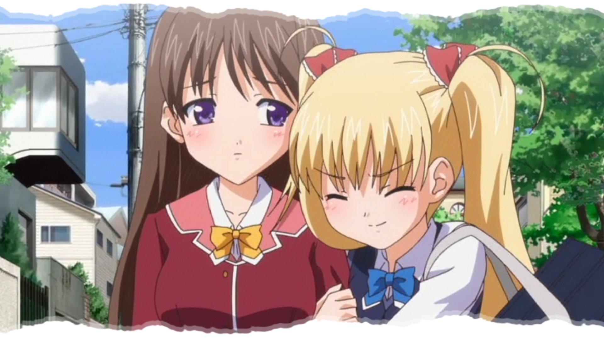 Akizuki Airi & Akizuki Marina จาก Oni Chichi