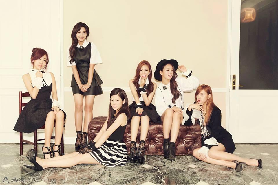 K POP Apink Mini 5th Album 2nd Image Teaser