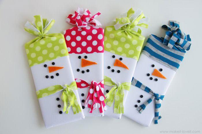 Подарочные упаковки для шоколада своими руками