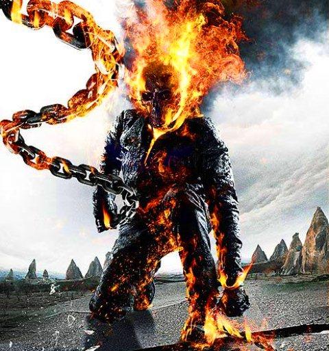 Ghost Rider เรื่องราวของฮีโร่ผู้ขายวิญญาณแห่ง MARVEL (Part 1) - Pantip