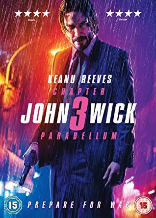 ดูหนังออนไลน์ JOHN WICK CHAPTER 3 จอห์น วิค แรงกว่านรก 3