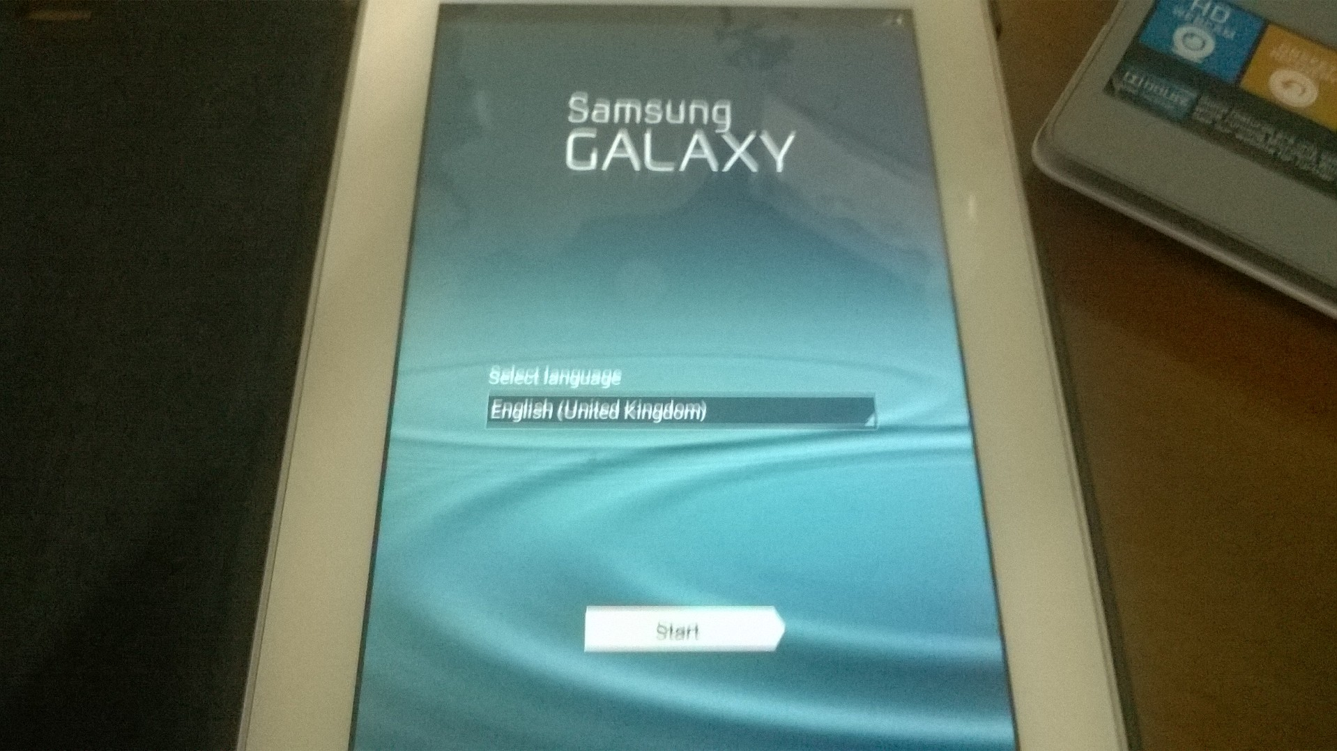 Samsung P3100 Flashing Failed