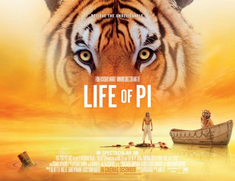 Completely Spoiled] Life of Pi: ชีวิตอัศจรรย์ของพาย...  ภาพยนตร์แห่งความประทับใจ - Pantip