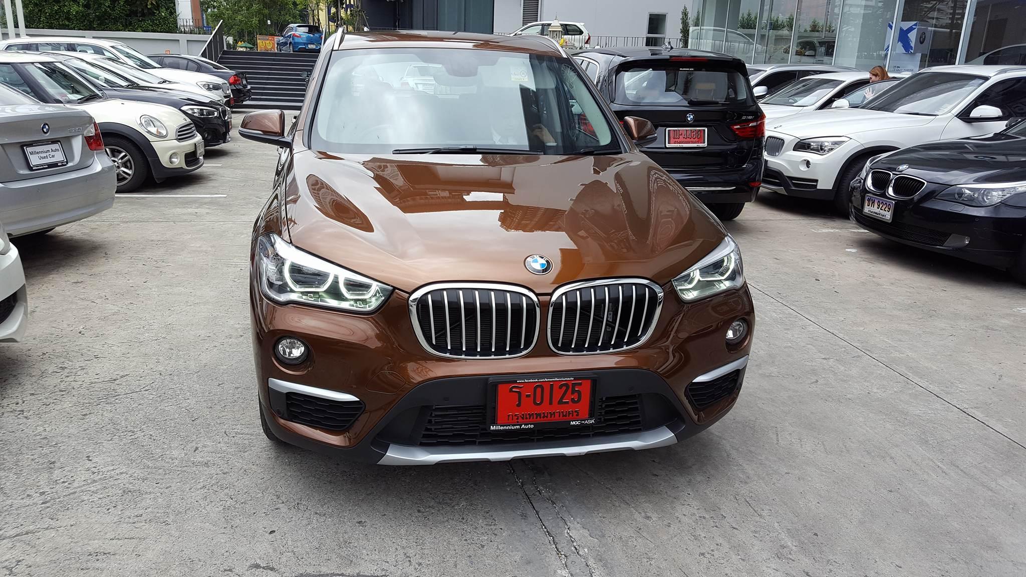 รีวิว: 2016 BMW X1 sDrive18d xLine F48 SUV น้องเล็กที่โตขึ้น