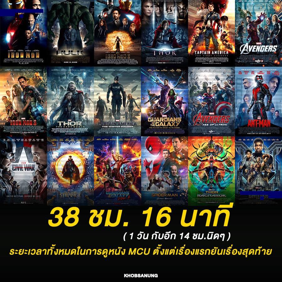 ดู หนัง avengers infinity war