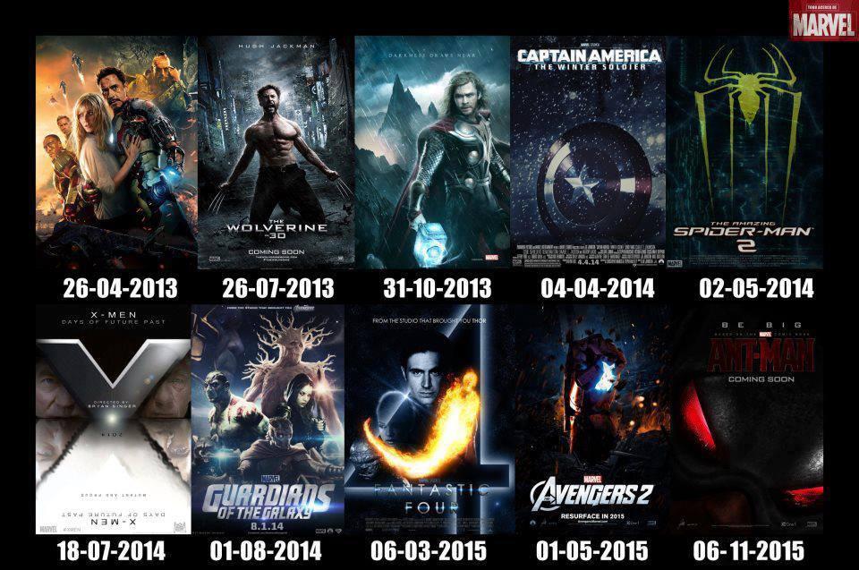 หนัง 2015