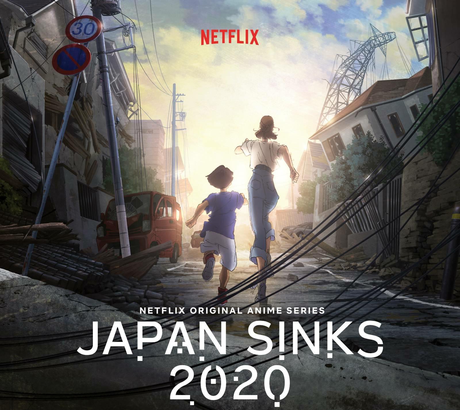 JAPAN SINKS 2020 ญี่ปุ่นวิปโยค อนิเมะภัยพิบัติ เอาตัวรอด สายดาร์ก  ที่ไม่ควรพลาด! (ไม่สปอยล์) - Pantip