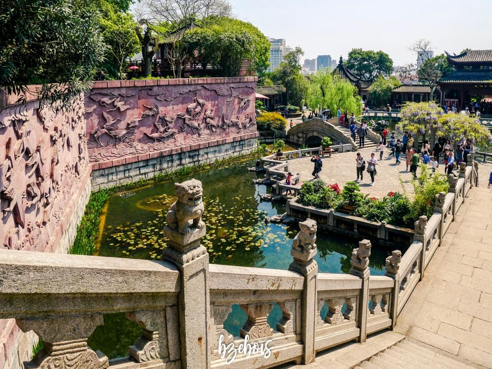 เที่ยวจีน ที่เที่ยวจีน สถานที่ท่องเที่ยวจีน อู่ฮั่น