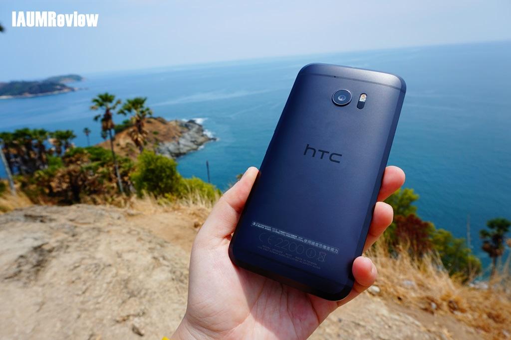[CR]+++= รีวิว HTC 10 แบบไทยไทย =+++ การกลับมาของ HTC ที่ดี๊ดี แต่ยังไม่สุด