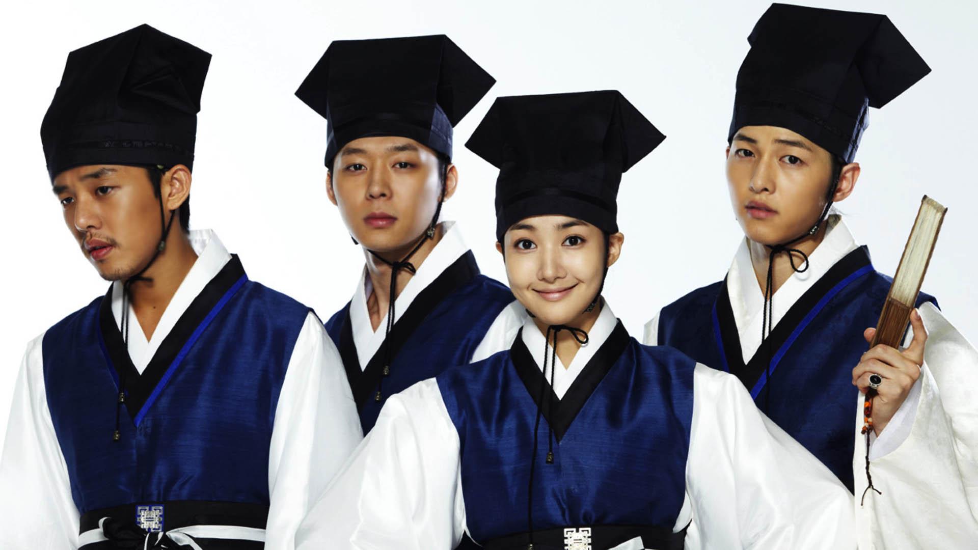 Sungkyunkwan Scandal ซีรีส์เกาหลีเรื่องนี้สนุกหรือเปล่าครับ ? - Pantip