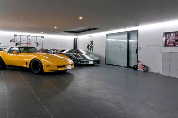 Lamborghini pantip - Loft houses with underground garage ...