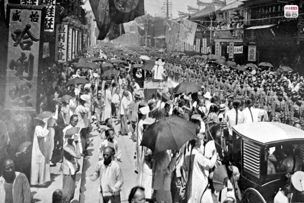 ภาพเซี่ยงไฮ้เมื่อร้อยกว่าปี