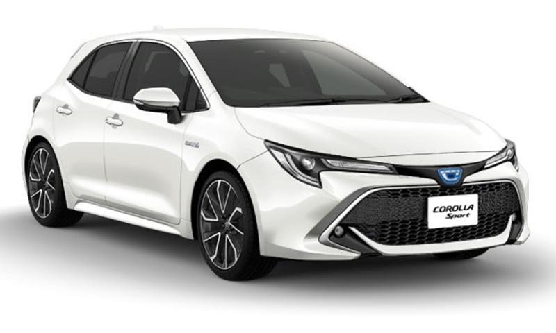 เป ดต ว 2019 Toyota Corolla Sport ขายแล วท ญ ป น ม เคร องเทอร โบ
