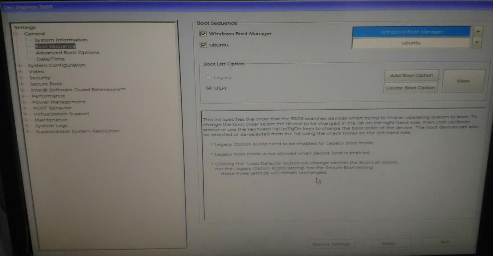 เครื่องคอม Dell boot window 8 1 ผ่าน แผ่น DVD ไม่ได้ ต้อง set up