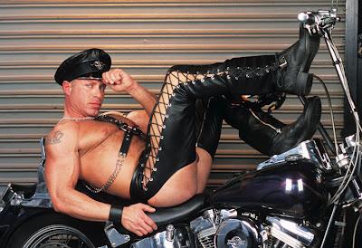 gay biker penis gay