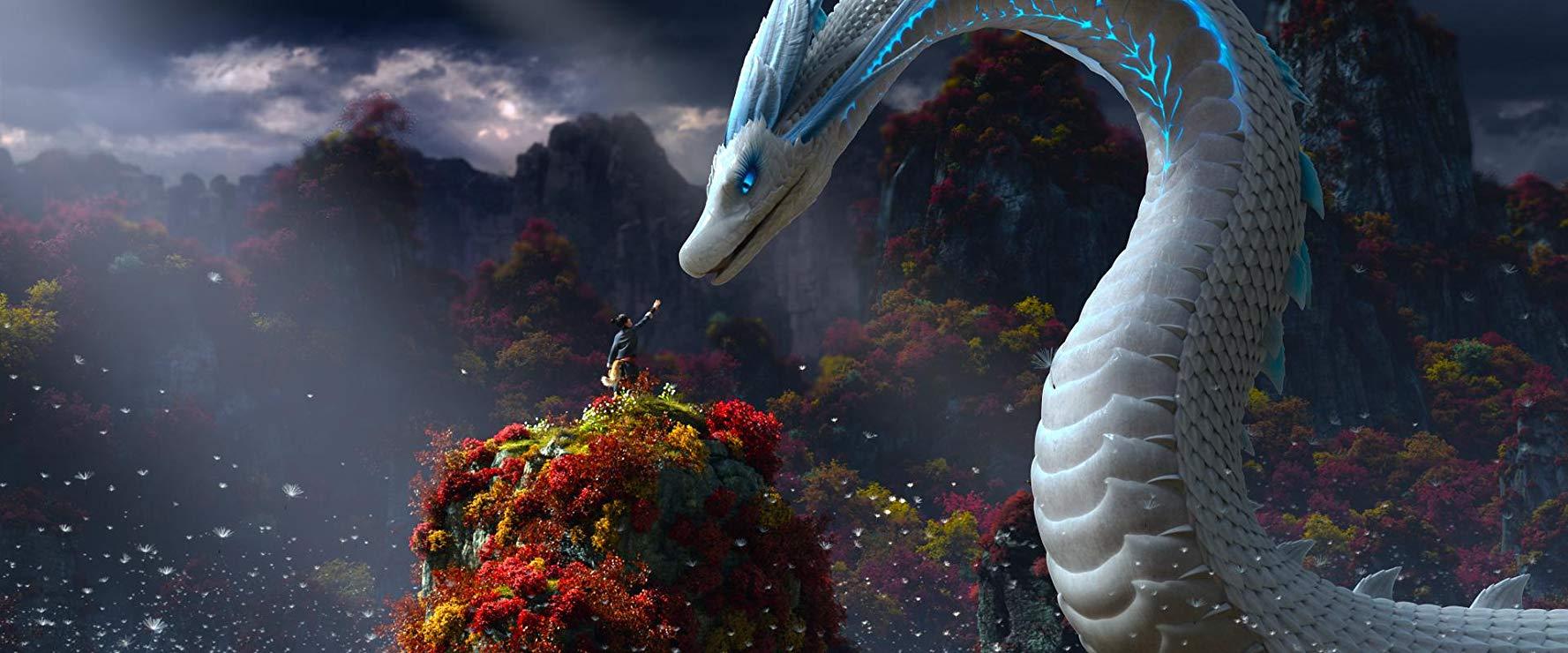 [CN] White Snake (2019) : อีกหนี่งตำนานที่ถูกดัดแปลงจาก ...