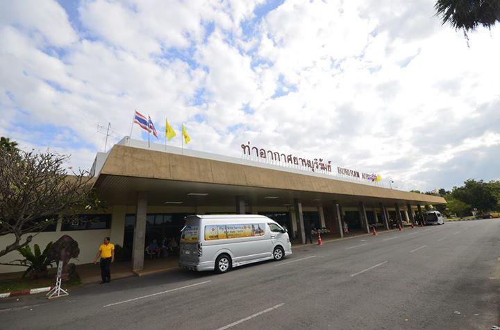 รถบริการสนามบินบุรีรัมย์