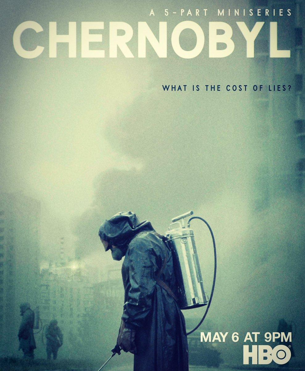 Chernobyl Netflix
