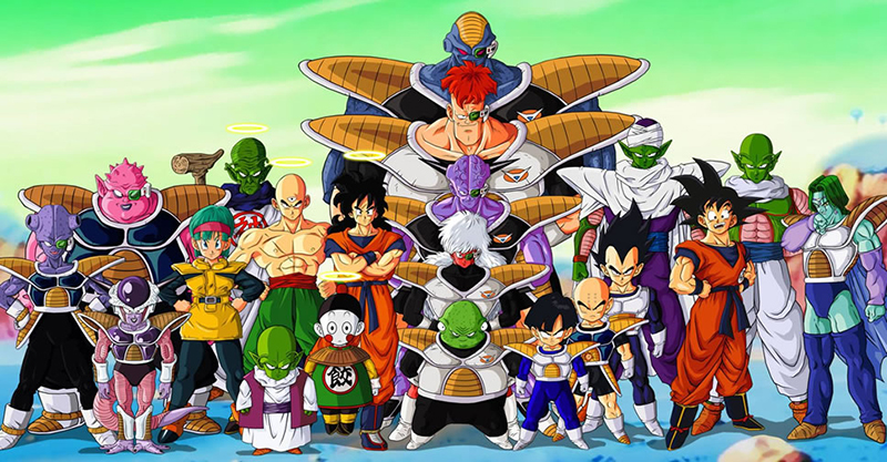 Dragon Ball Z vs. One Piece เมื่อการ์ตูนดังกลายเป็นคอลเลคชั่