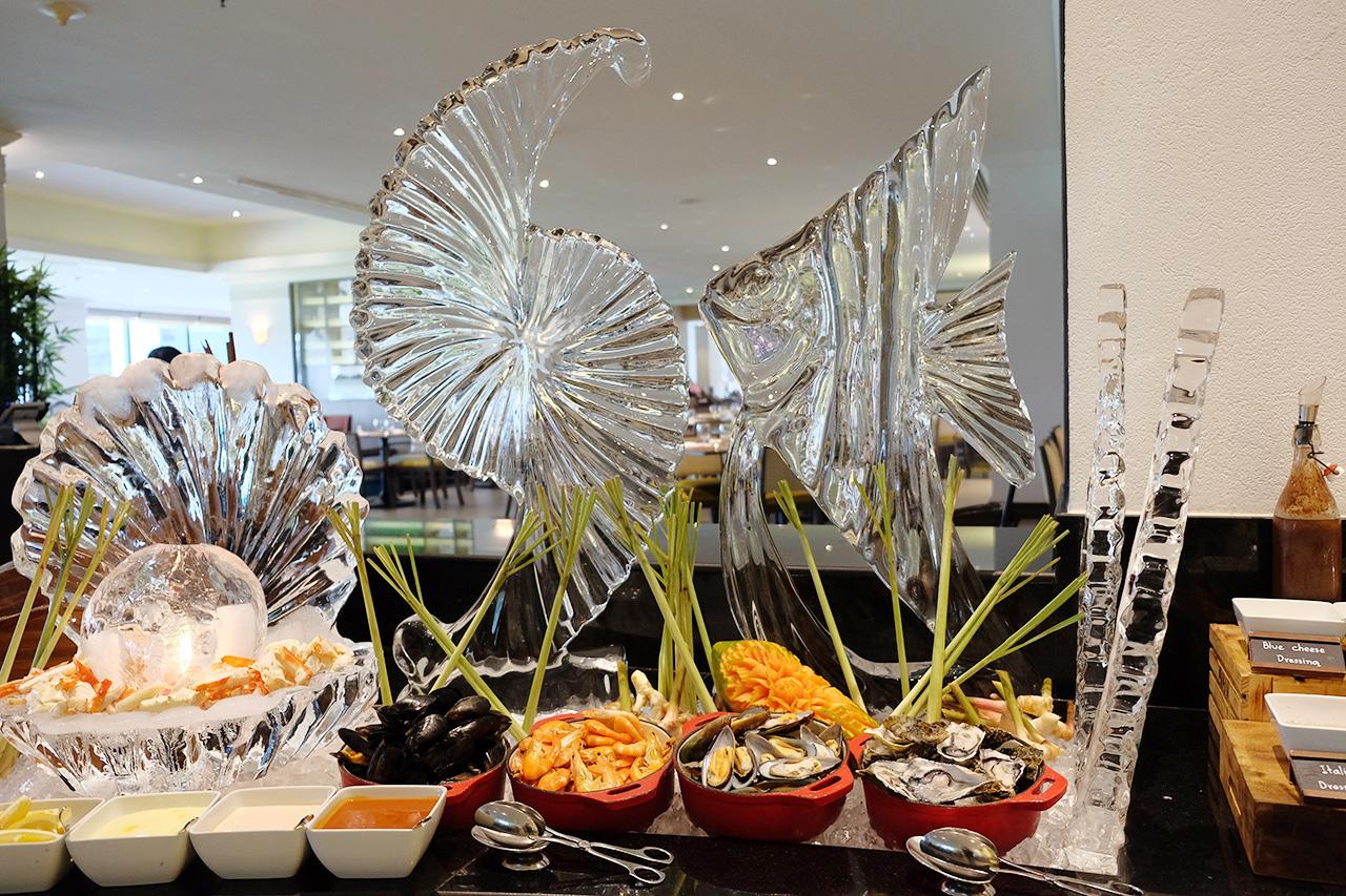 Awesome Sunday Brunch Buffet At Avani Atrium Bangkok Hotel Pantip Home Interior And Landscaping Dextoversignezvosmurscom