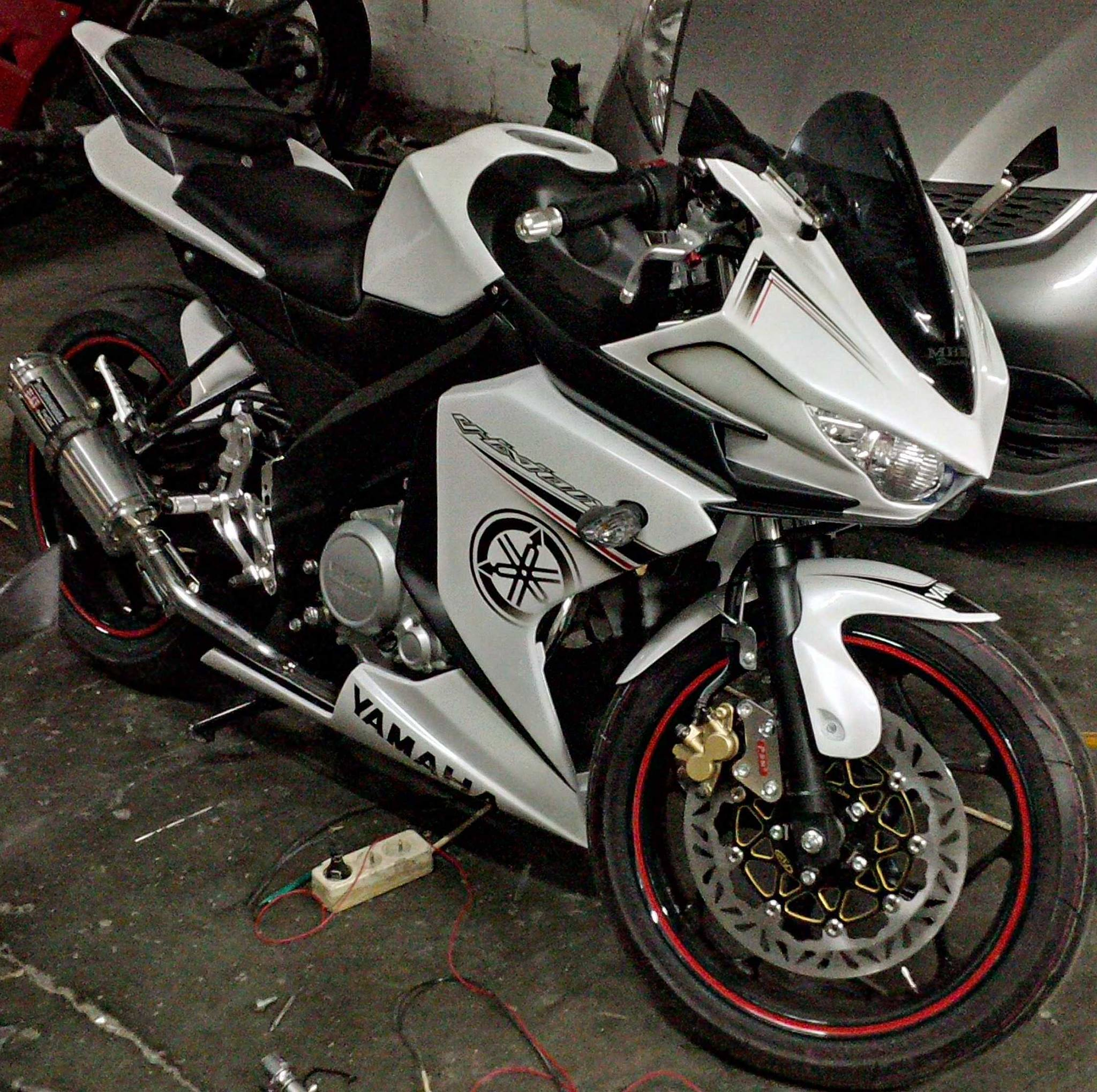 Yamaha R Body Kit