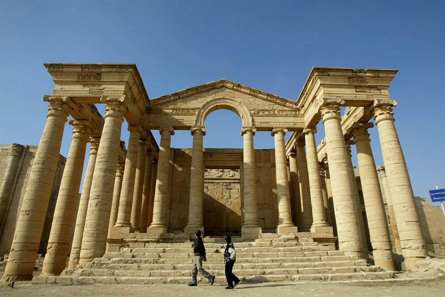 ท่องทะเลทรายใน ดินแดนอารยธรรมอิรัก แหล่งท่องเที่ยวของอารยธรรมโบราณ