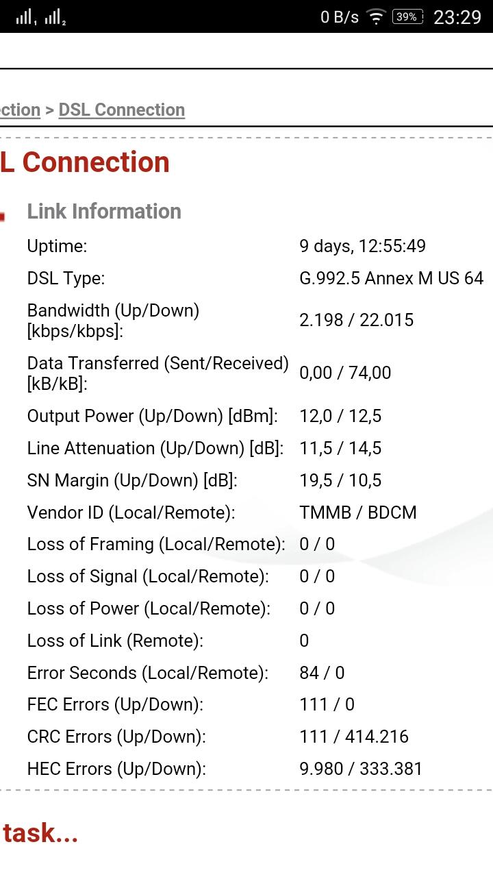 ค่า SNR Margin กับ Line Attenuation - Pantip