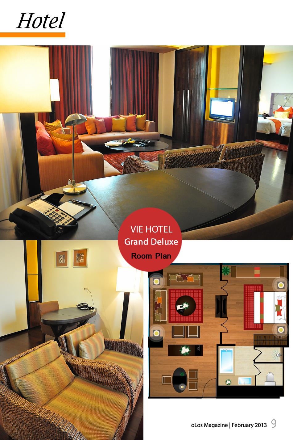 The Designed Life @ VIE HOTEL, Bangkok โรงแรมวี กรุงเทพ ถนนพญาไท ที่พัก โรงแรม รีสอรท์ บาร์ อาหารเอเชี่ยนและนานาชาติ ไวน์ สปา