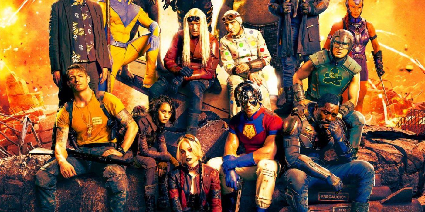 รีวิวหนังเรื่อง The Suicide Squad  ที่มีผู้ชมมากมายตลอดปี