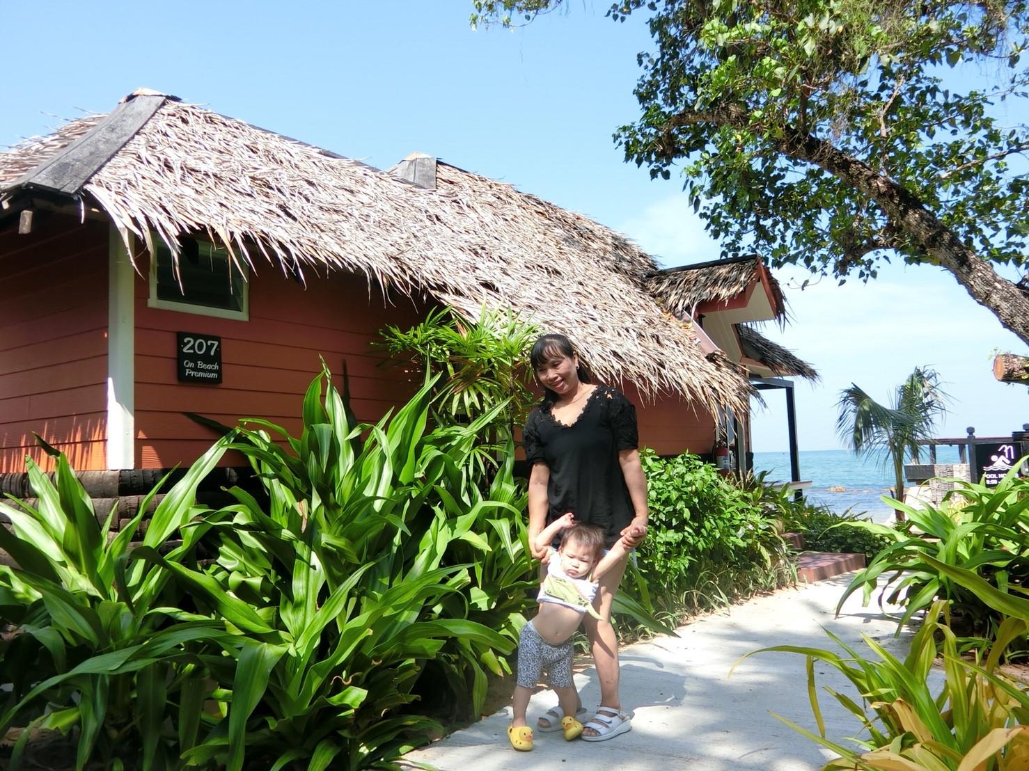 ร ว ว Sunset Village Beach Resort ร สอร ท หาดส วนต วสวยๆ