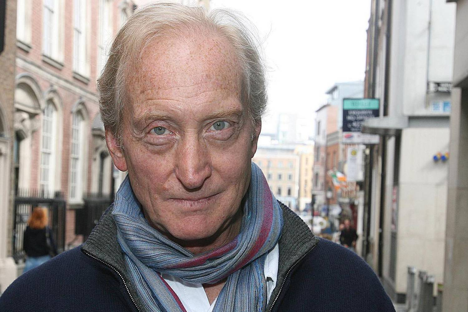 Young Charles Dance