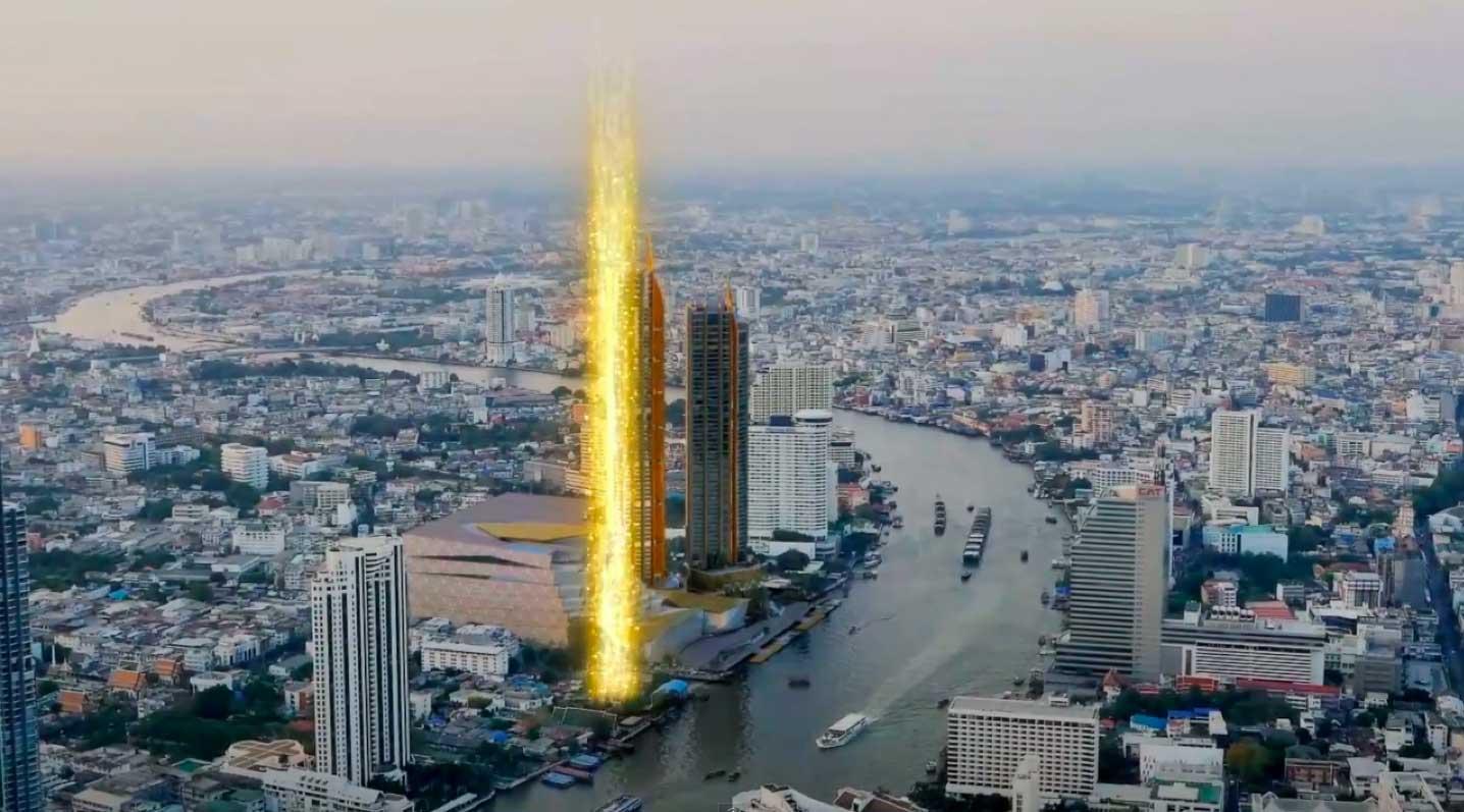 Tokyo skytree icom siam for Design couchtisch hn 777