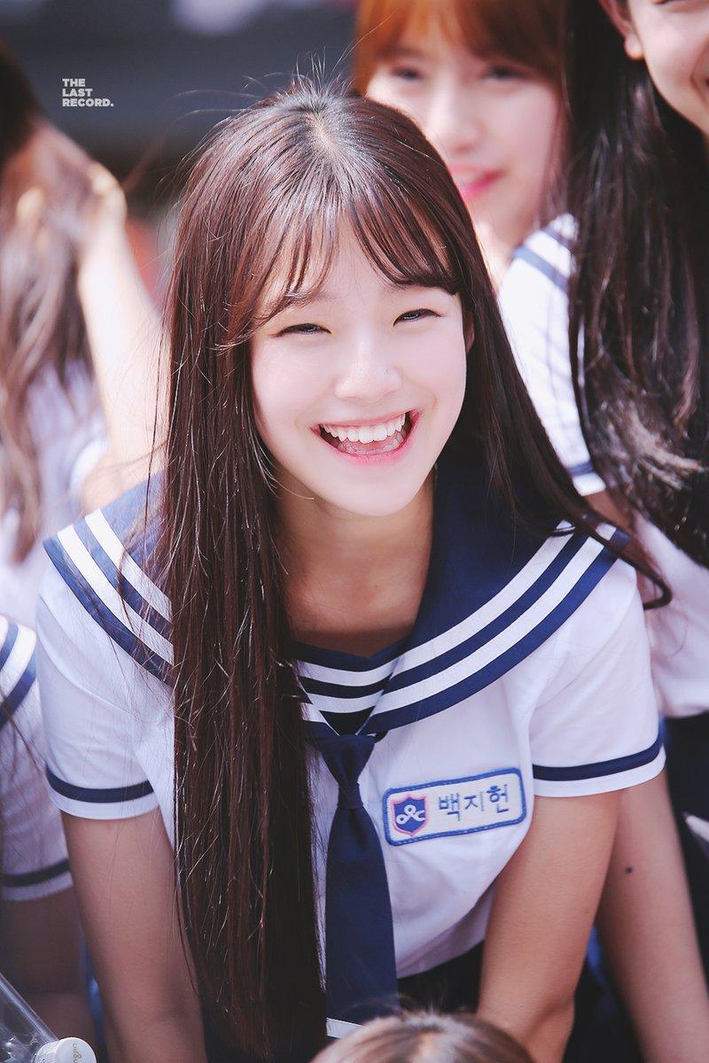 K-POP] ใครดู Idol School EP แรก แล้วหลงน้อง แบคจีฮอน บ้างคะ - Pantip