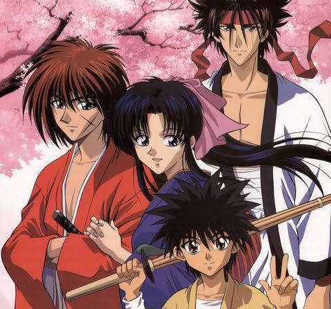 รบกวนสอบถาม การตนซามไรพเนจร Rurouni Kenshin มกภาค