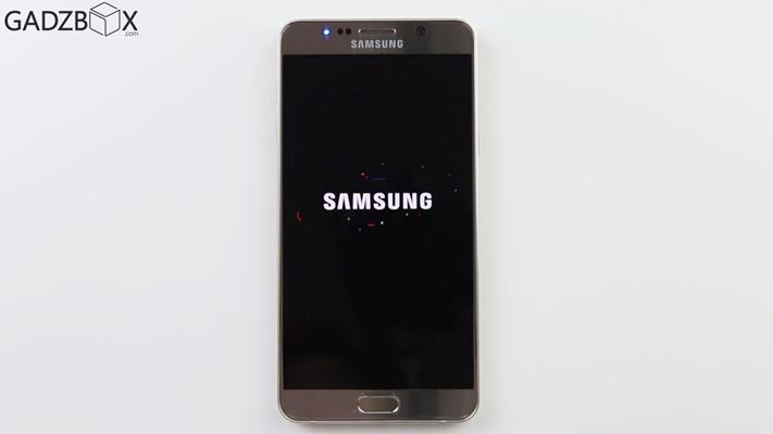 แกะกล่อง: Samsung Galaxy Note 5 สีทอง by: GADZBOX - Pantip