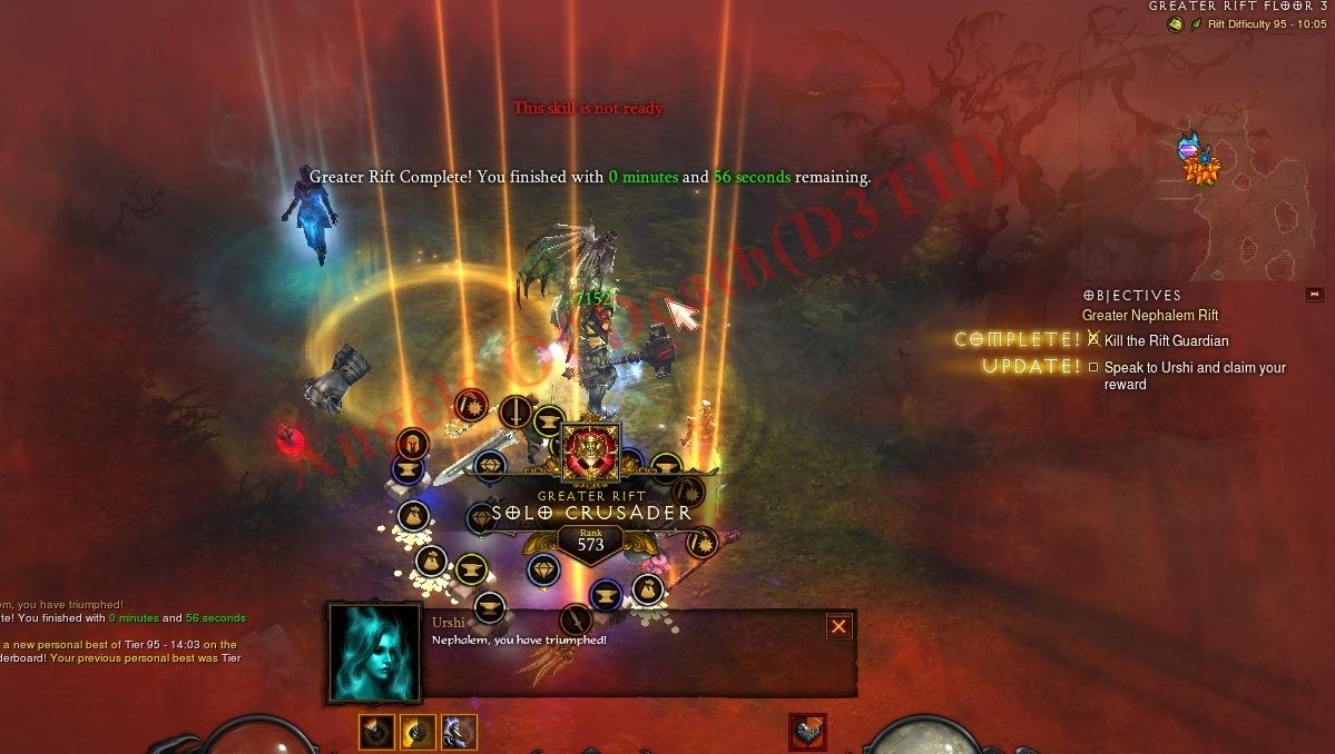 Diablo 3 season 13 มีแคลนอยู่มันดีแบบนี้นี้เอง - Pantip