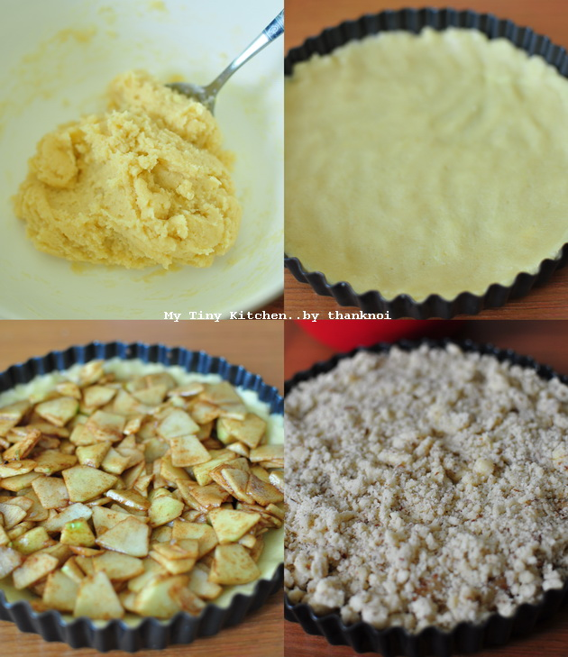 Apple Cake Pantip