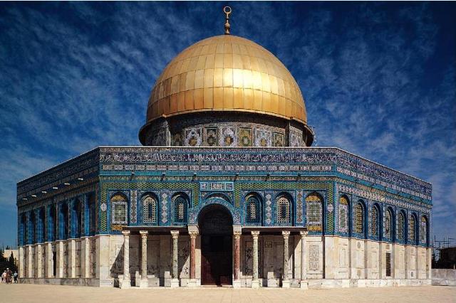 มัสยิดอัลอักศอ แห่งเมืองเยรูซาเลม