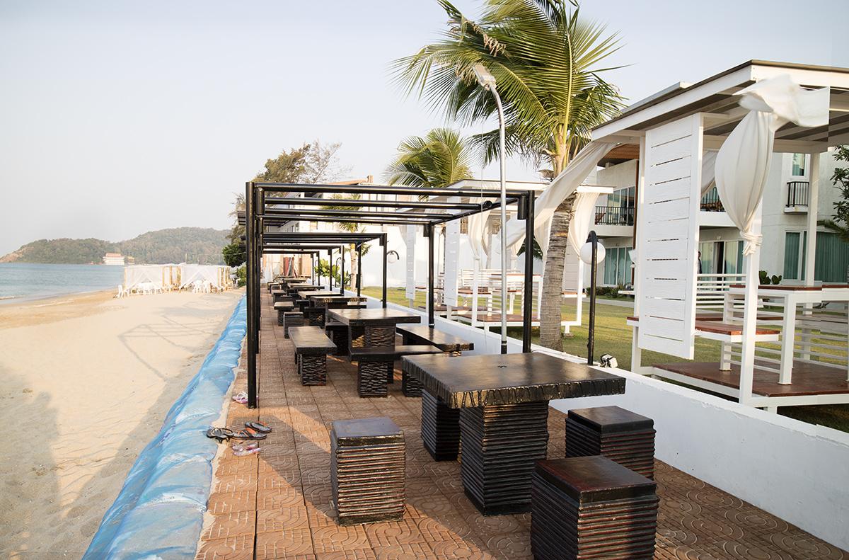 เซนต โทรเปซ บช รสอรท Saint Tropez Beach Resort Hotel